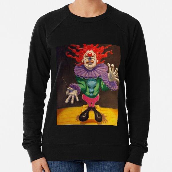 MAESTRO the clown Lightweight Sweatshirt