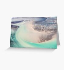 Pastel Patterns Greeting Card