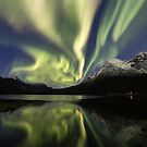 Chaos in the sky by Frank Olsen