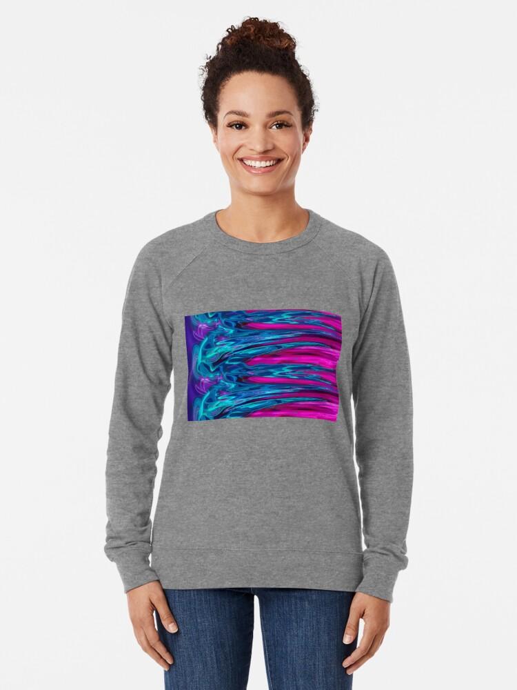 Alternate view of Infuse Lightweight Sweatshirt