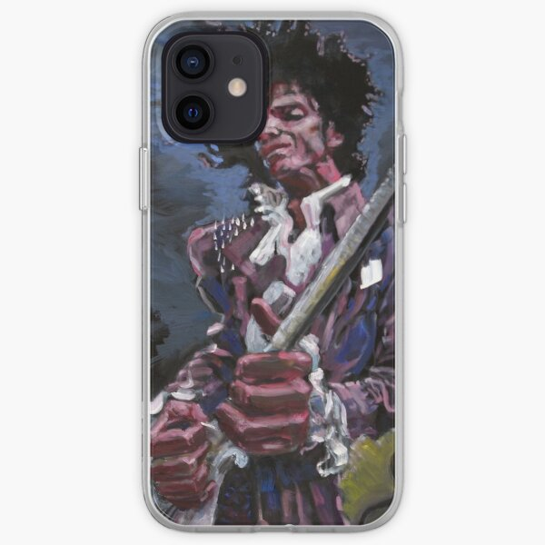 PRINTS OF PRINCE iPhone Soft Case