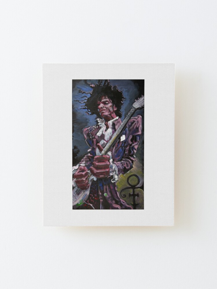 Alternate view of PRINTS OF PRINCE Mounted Print