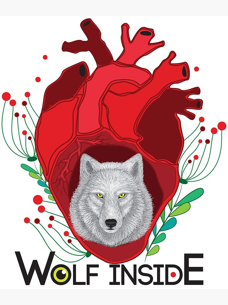 Wolf Heart by LovelyOwlie
