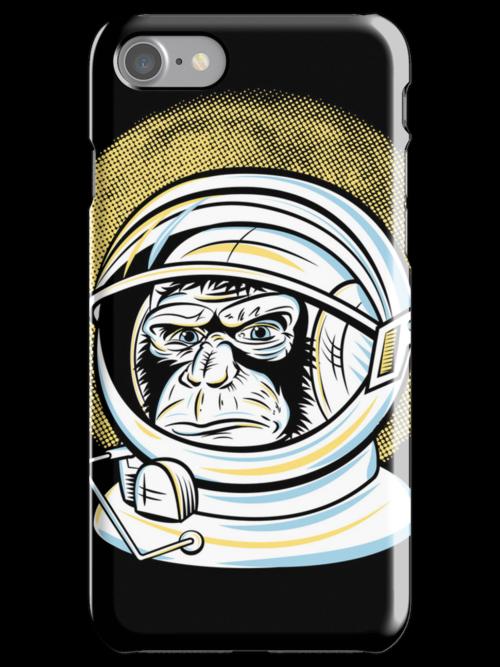 Space Monkey by Fanboy30