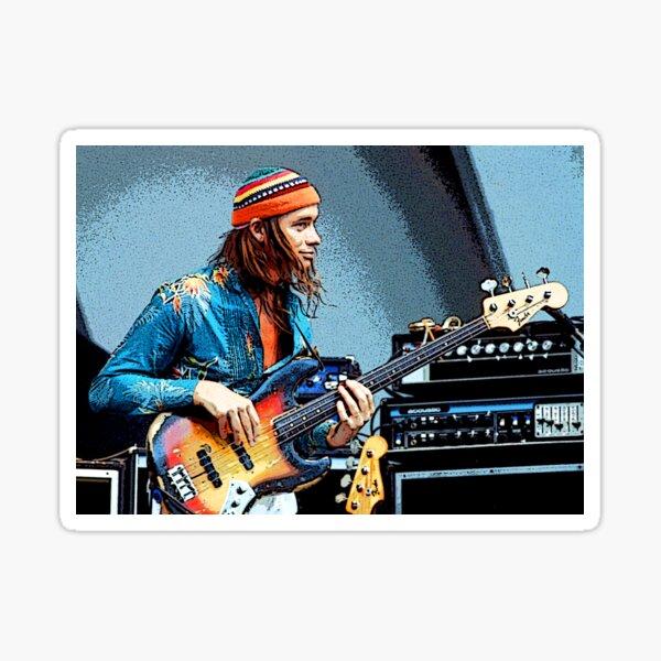Jaco Pastorius Bassist Sticker