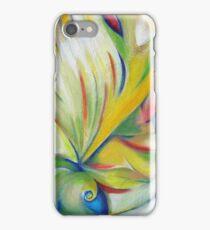 Floral Dao iPhone Case/Skin