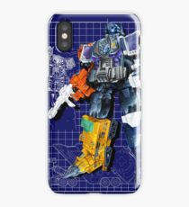 Energon Optimus Prime iPhone Case