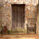 Cellar Door by Tom Michael Thomas