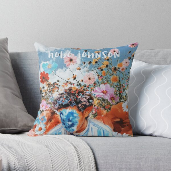 HOBO JOHNSON FLORAL SPRINGTIME Throw Pillow