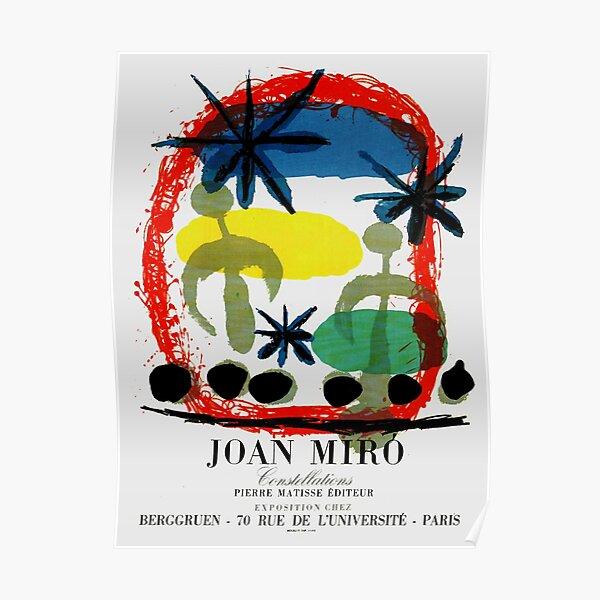 Circle Joan Poster
