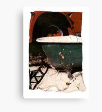 Tub Canvas Print