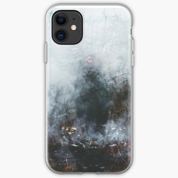 LE PASSEUR DE BRUME iPhone Soft Case