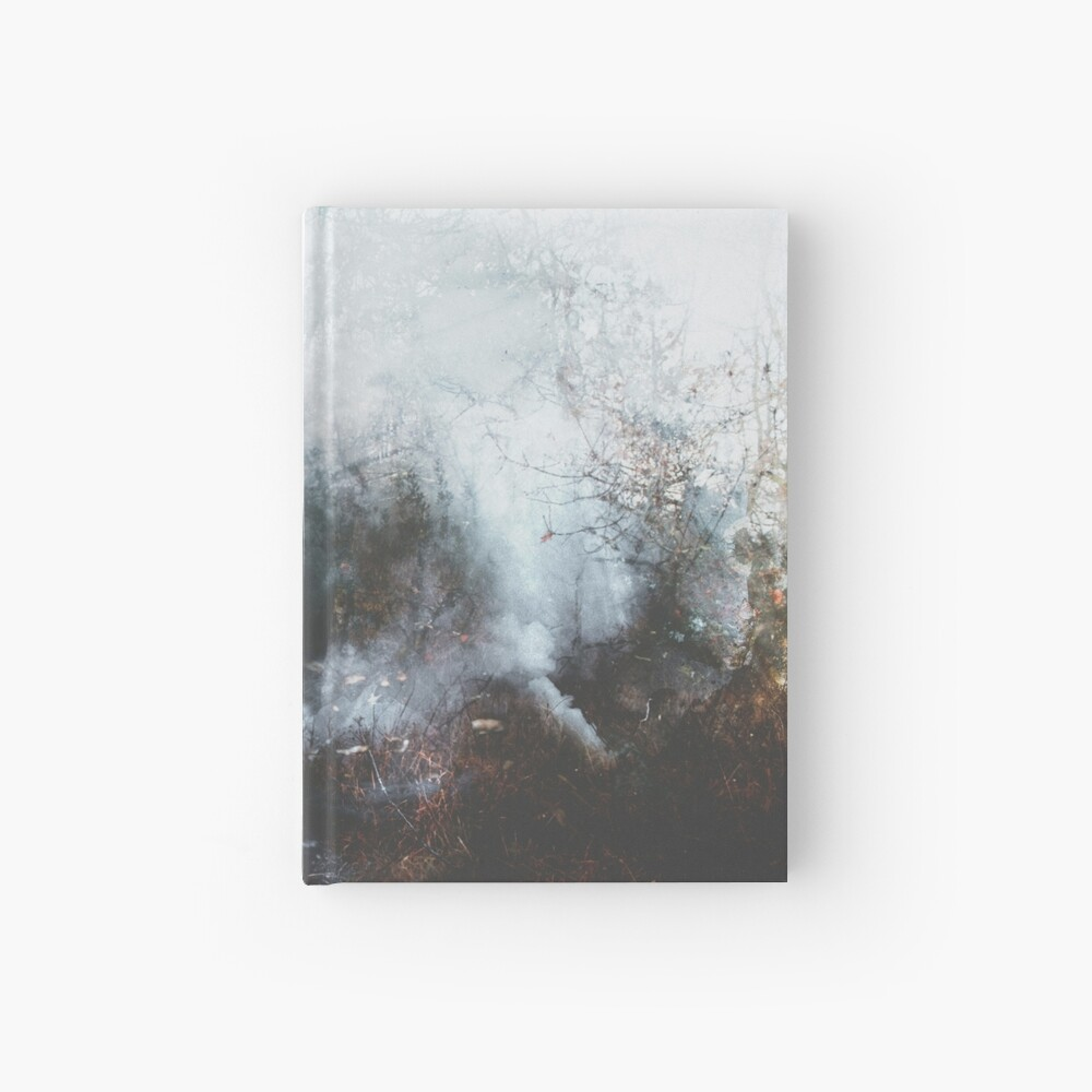 LE PASSEUR DE BRUME Hardcover Journal