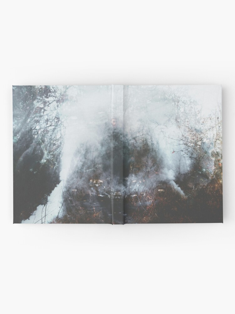 Alternate view of LE PASSEUR DE BRUME Hardcover Journal