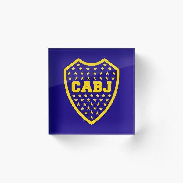 Boca Juniors Acrylic Block