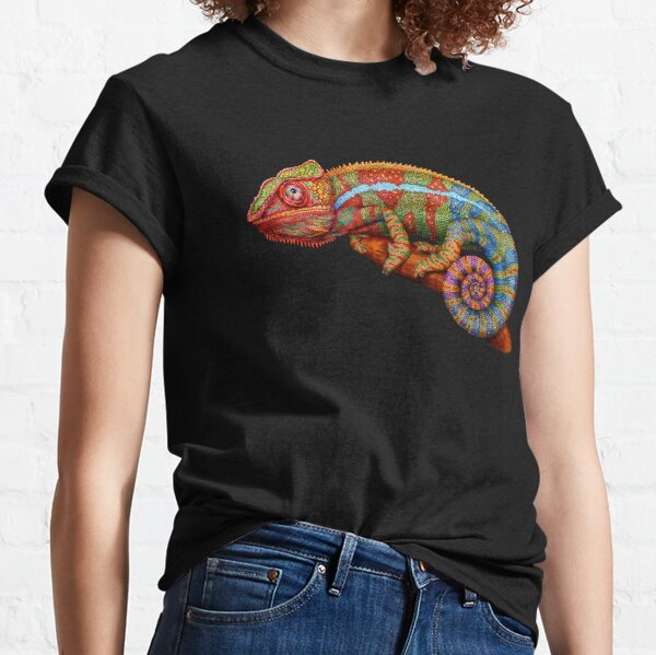 Panther Chameleon Classic T-Shirt