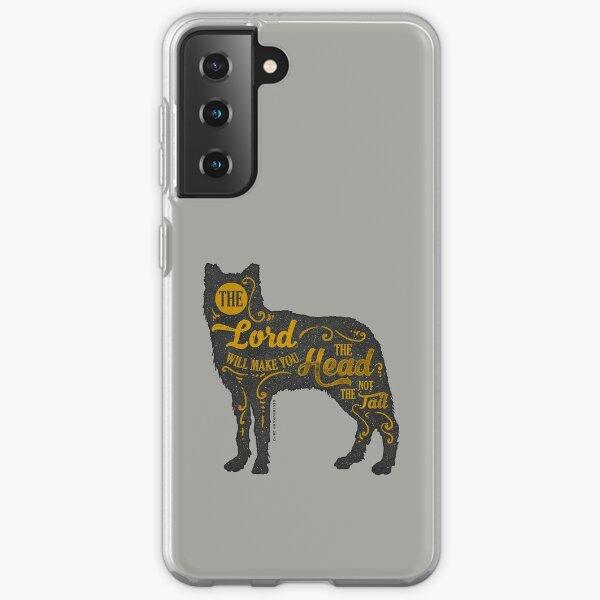 Wolf / Dog Samsung Galaxy Soft Case