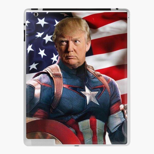 Donald Trump 17 iPad Skin