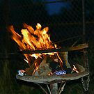 A classic South African braai!! by Anthony Goldman
