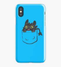 Pocket Toothless iPhone Case/Skin