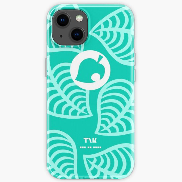 Blue NookPhone Case iPhone Soft Case