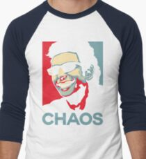 Ian Malcolm 'Chaos' T-Shirt Men's Baseball ¾ T-Shirt