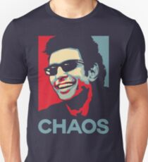 Ian Malcolm 'Chaos' T-Shirt Slim Fit T-Shirt