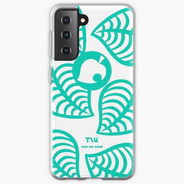 White NookPhone Case Samsung Galaxy Soft Case