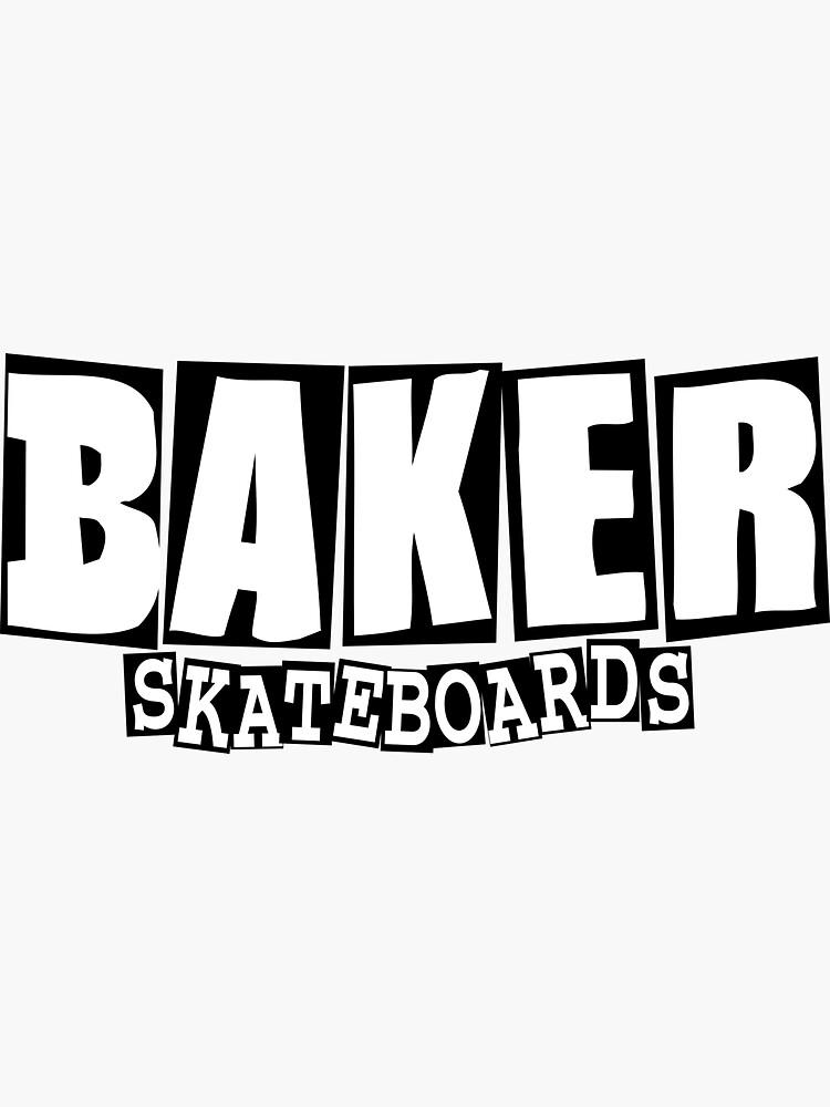 Baker Skateboard by sk8-aesthetic