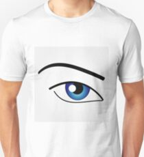 The Human Eye  Unisex T-Shirt