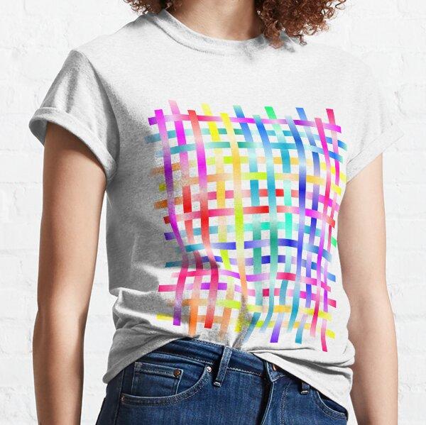 Strips Rainbow Classic T-Shirt