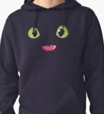 Toothless (How to Train Your Dragon) T-Shirt Pullover Hoodie