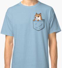 Doge Pocket (Pocket Doge T-Shirt) Classic T-Shirt