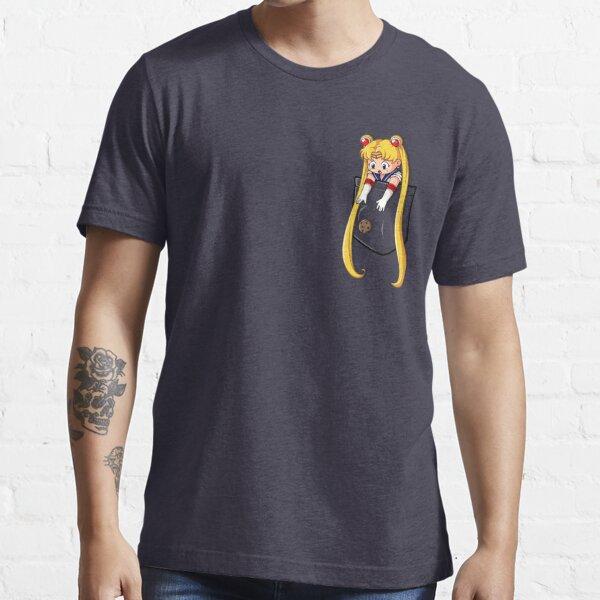 Petite poche de lune T-shirt essentiel