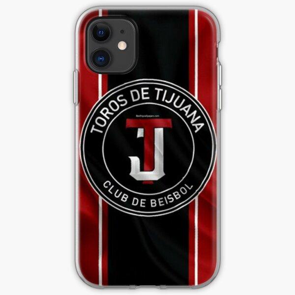 Toros de Tijuana iPhone Soft Case