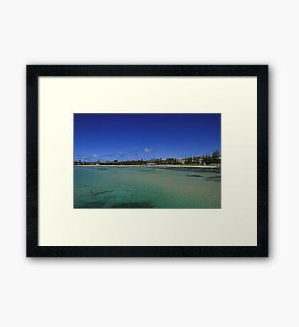 Sorrento Waterfront Victoria Framed Print
