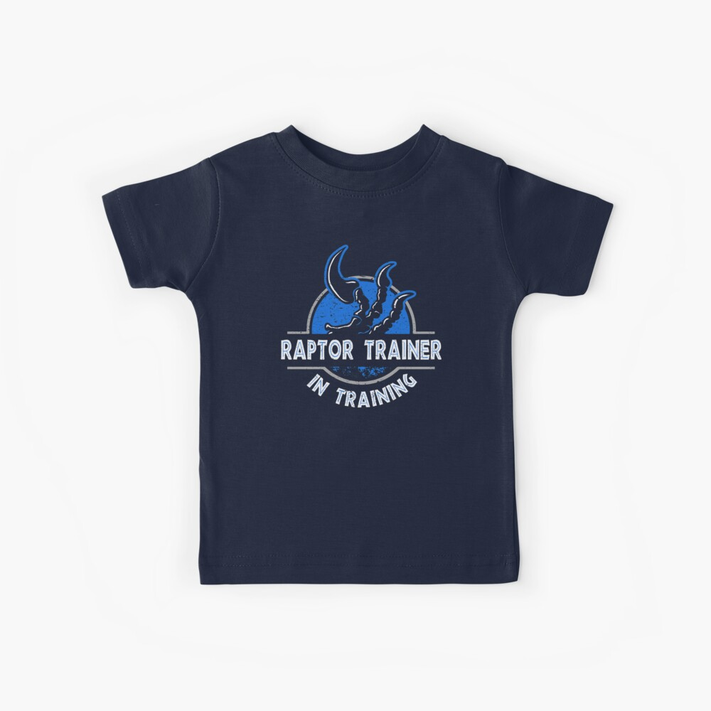 Raptor-Trainer Kinder T-Shirt