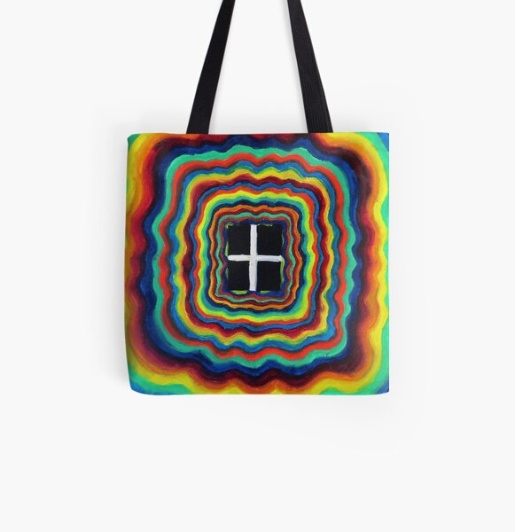 Window Tripp All Over Print Tote Bag