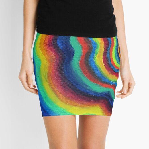 Window Tripp Mini Skirt