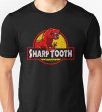 Sharp Tooth T-Shirt (Jurassic Park) Slim Fit T-Shirt