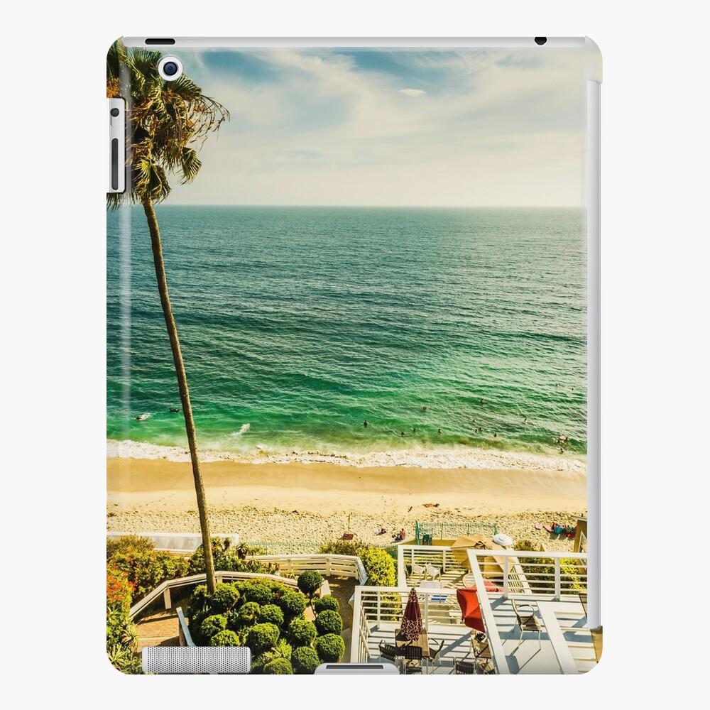 Fun Summer Laguna Beach 5530 iPad Case & Skin
