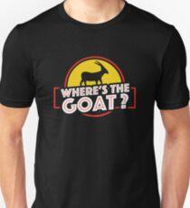 Jurassic Park - Where's The Goat? T-Shirt