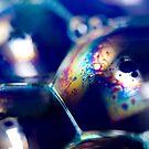 Retro Bubble by Lorraine Creagh