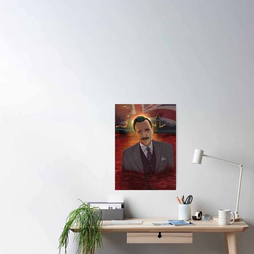 John Enoch Powell Poster