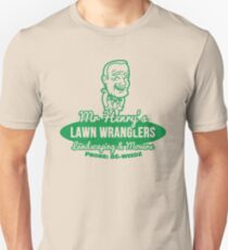 Bottle Rocket Lawn Wranglers  T-Shirt