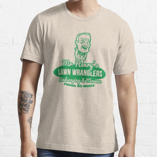 Bottle Rocket Lawn Wranglers  Essential T-Shirt