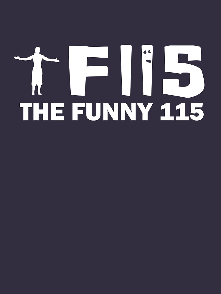 The Funny 115 - Full Size by MarioMangler