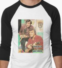 Hoolihan and Big Chuck T-shirt Men's Baseball ¾ T-Shirt
