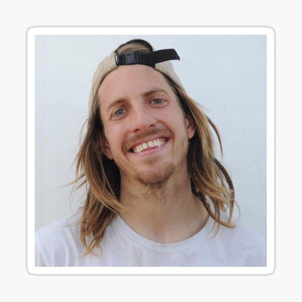 Aaron Jaws Sticker