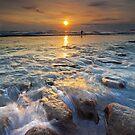 Canggu Sunset by Dale Allman